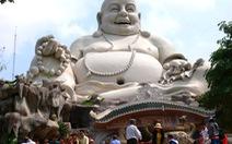 Tượng Phật trên núi lớn nhất châu Á