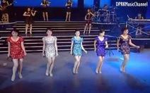 Lãnh đạo Kim Jong-Un có ban nhạc pop nữ xinh đẹp