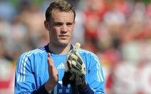 Neuer đoạt danh hiệu Cầu thủ xuất sắc nhất nước Đức