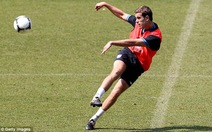 Tuyển Anh: Jordan Henderson thay thế Lampard