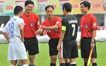 Trọng tài Việt Nam được mùa xuất ngoại