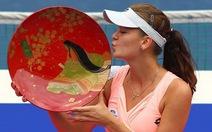 Radwanska vô địch Pan Pacific Open
