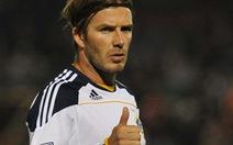 Beckham được nhiều đội săn đón