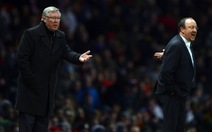 Ferguson và Benitez tái ngộ