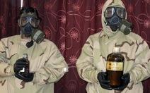 Iraq triệt phá hang ổ sản xuất vũ khí hóa học của al-Qaeda