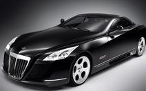 Xe đắt tiền nhất thế giới Maybach Exelero: 168 tỷ VNĐ