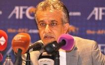 Sheikh Salman trở thành chủ tịch Liên đoàn bóng đá châu Á