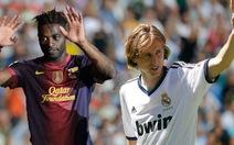 Báo Marca: Song và Modric tệ nhất hè 2012