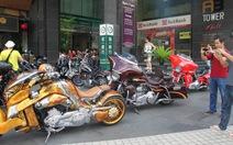 """Chơi môtô """"khủng"""" ở Sài Gòn"""