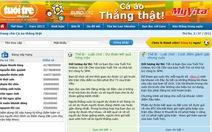 Phạm Thanh Tùng: giải nhất chung cuộc Cá ảo thắng thật