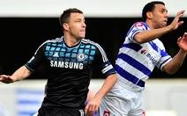 Terry bị FA tước băng đội trưởng tuyển Anh