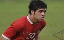 Indonesia có thêm hai cầu thủ nhập tịch