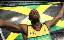 """""""Tia chớp"""" Usain Bolt về nhất cự ly 200m"""