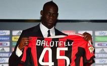 Có Balotelli, Milan hoàn tất cuộc thay máu