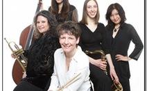 Ngũ tấu jazz Five Play (Mỹ) đến VN