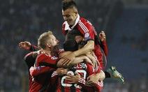 Milan thắng may trên đất Nga