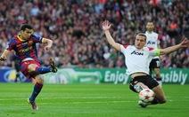 Barcelona gia hạn hợp đồng với Pedro