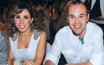 800 khách tham dự lễ cưới Iniesta