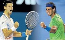 Nadal đụng độ Djokovic ở bán kết