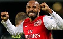 Henry lần thứ 3 tái hợp với Arsenal