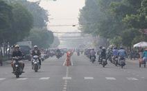 TP.HCM xuất hiện sương mù bức xạ