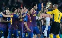 Barca cần thắng lớn Zaragoza