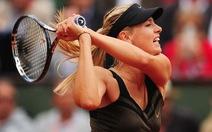 Sharapova dễ dàng vào bán kết