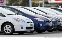 Toyota thu hồi 242.000 xe lai bị hư thắng