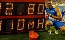 Merritt phá kỷ lục 110m rào nam