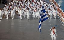 Thiếu tiền, điền kinh Hi Lạp tê liệt