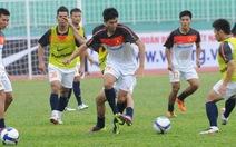 Ngày 17-7, đội tuyển tập trung tại Thành Long