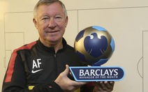 Sir Ferguson và Mata xuất sắc nhất tháng 10