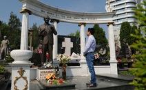 Đến Kiev, nhớ Lobanovsky