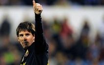 Messi đưa Barca lội ngược dòng hạ Zaragoza