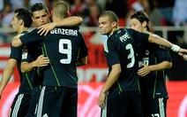 Ronaldo ghi bốn bàn, Real đại thắng Sevilla