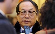 Cựu bộ trưởng đường sắt Trung Quốc ra vành móng ngựa