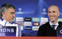 Zidane làm giám đốc Real Madrid