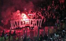 UEFA buộc tội Montpellier vì hành vi bạo lực