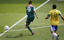 Mexico giành HCV bóng đá nam Olympic