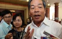 """Bộ trưởng Nguyễn Minh Quang: """"Loại ngay thủy điện 6, 6A rất khó"""""""