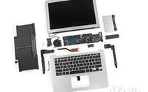 """""""Nội soi"""" MacBook Air 2013"""