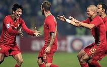 Bồ Đào Nha gặp Bosnia