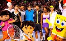 Khai mạc Giải Úc mở rộng: Djokovic, Sharapova, Ivanovic xuất  trận