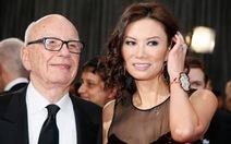 """Tỷ phú truyền thông Rupert Murdoch chia tay """"hổ phu nhân"""""""