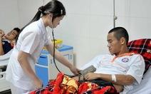 Hoãn trận đấu Sông Lam Nghệ An - SHB Đà Nẵng