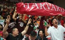 """Sinh viên Harvard """"hiến kế"""" tổ chức sân chơi thể thao"""