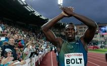 """""""Tia chớp"""" Usain Bolt dễ dàng thắng cự ly 200m"""