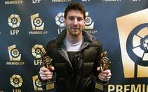 Messi xuất sắc nhất La Liga 2011-2012