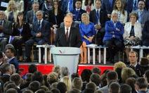 Putin lập đảng mới: Đảng Mặt trận nhân dân vì nước Nga