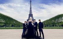 """Chung kết Project Runway: cuộc chiến với """"Cảm hứng Paris"""""""
